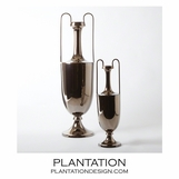 Baron Ceramic Vases No. 2 | Bronze