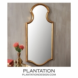 Beverly Iron Wall Mirror