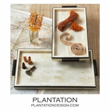 Chana Bone Trays Set