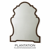 "Chiswick ""Shagreen"" Mirror 