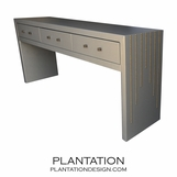 Clayton Console | Upholstered