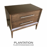 Connor Side Table | Stained