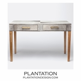 Cotter Hide Desk