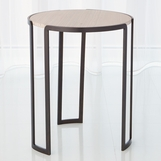Culvert Side Table | Bronze