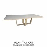 Hathaway Dining Table | XL Regtangle