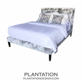 Indie Bed   Graphic Print