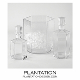 Ivanka Glass Decanters