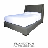 Jackson Bed | Tufted