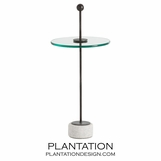 Julian Iron Side Table