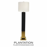 Lars Floor Lamp | Black
