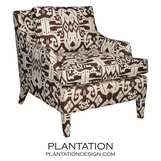 Lindsey Chair | Upholstered Legs