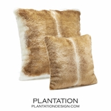 "Lux ""Hide"" Pillows 