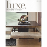 LUXE Interiors + Design Summer 2013