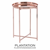 Medina Side Table | Copper