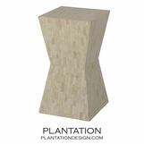 Naxos Side Table | Ivory