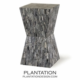 Naxos Side Table | Grey
