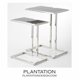Nicki Side Tables | Steel