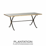 Nolan Iron Coffee Table