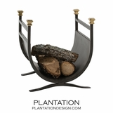 Paxton Log Holder