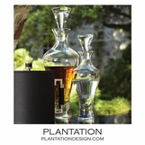 Pinnacle Glass Decanters