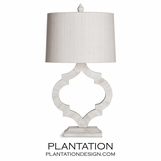 Shanti Bone Table Lamp