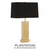 Sherwin Brass Table Lamp
