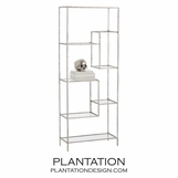 Springfield Shelf | Silver Leaf