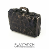 Suitcase Bronze Sculpture | No. 1