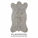"Tanner ""Fur"" Rugs 