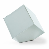 """Tilted Solid """"Cube"""" 