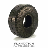 Tire Bronze Sculpture