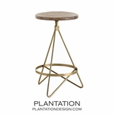 Whitworth Barstool | Counter Height