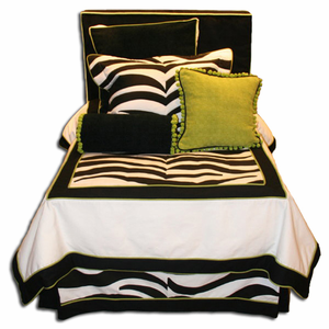 African Safari 5 Piece Girls Twin Duvet Bedding  - Final Closeout. On Sale until All Stock is Gone