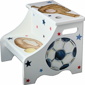 All Sport Kids Step Stool