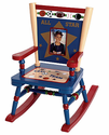 All Star Sports Mini Rocker Children's Rocking Chair