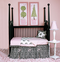 Amore Toddler Bedding Set