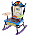Artist Rocker Children's Rocking Chair