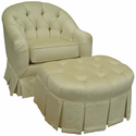 Aspen Cream Park Avenue Nursery Glider by Angel Song