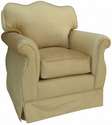 Aspen Taupe Adult Empire Glider