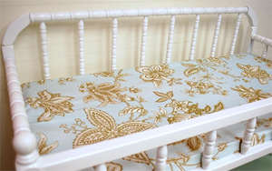 Baby Changing Pad Covers: The Finishing Touch To Your Nursery D�cor Style