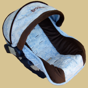 Baby Cole Infant Car Seat Cover for Boys