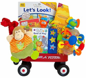"Baby Einstein ""Entourage"" Radio Flyer Wagon"