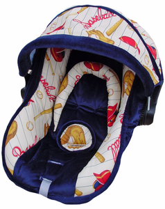 Baby Hank Infant Car Seat Cover