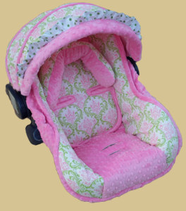 Baby Olivia Infant Car Seat Cover