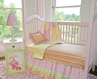 Ballerina Toddler Bedding
