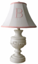 Bella Classic Monorammed Childrens Lamp
