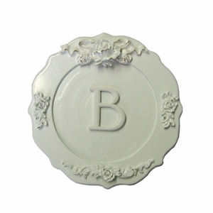 Bella Initials Plaque by Charn and Co