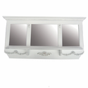 Bella Mirrored Shelf