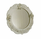 Bella Small Round Mirror