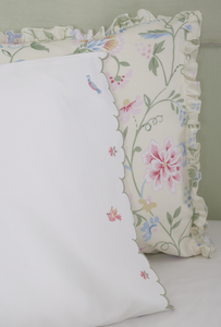 Birds of Paradise Reversible Standard Sham